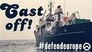 Extrémní pravicové hnutí Defense Europe chce ochránit Evropu pře dalším...