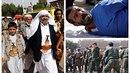 Muž z Jemenu se přišel podívat na veřejnou popravu muže, který znásilnil a...