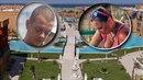 Skandál českého páru v Egyptě prý vypadal úplně jinak, než Honza se Sabinou...