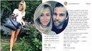Veronika Kopřivová pomalu ale jistě mizí z Instagramu. Co za tím stojí?