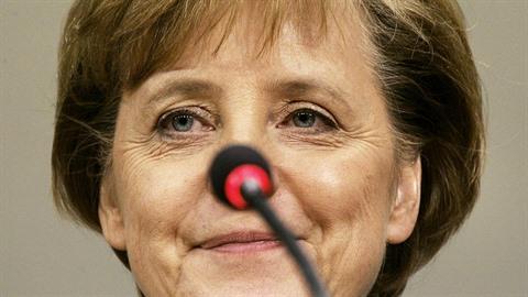 Německá kancléřka je v otázce přijímání uprchlíků stále optimistka.