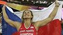 Barbora Špotáková je dvojnásobnou olympijskou vítězkou i světovou šampionkou.