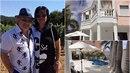 Michal David a jeho žena si splnili sen a pořídili si vilu ve Španělsku.
