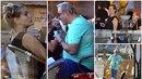 Absolonová, Zounar a Přeučil vyrazili společně do restaurace.