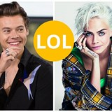 Harry Styles / Cara Delevingne