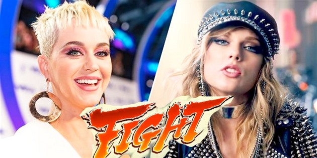 Katy Perry / Taylor Swift
