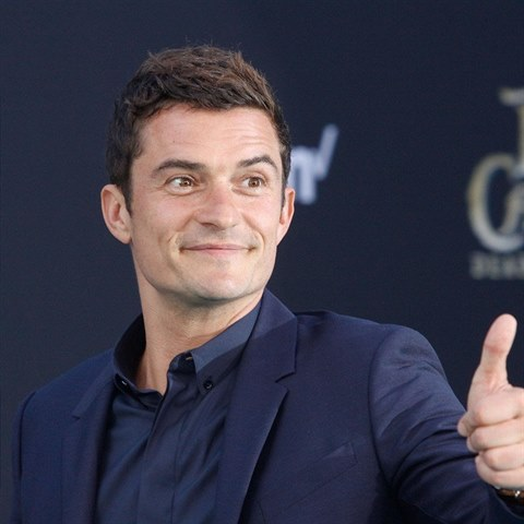 Orlando Bloom přijede do Česka.