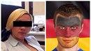 Někteří němečtí fanoušci odmítli uctít minutou ticha Lenku C., která zemřela na...