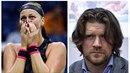 Doktor, který pečoval o českou tenistku Petru Kvitovou: Mít dva takové pacienty...