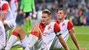V Olomouci Slavia opět ztratila. Nic na tom nezměnili ani útočníci Milan Škoda...