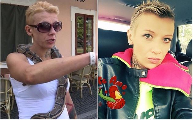 6d706529167 Z milovnice hadů modelkou  Jana z Výměny manželek se přihlásila do Miss -  Expres.cz