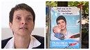 Lídryně AfD Frauke Petryová zapojila své dítě do předvolební kampaně.