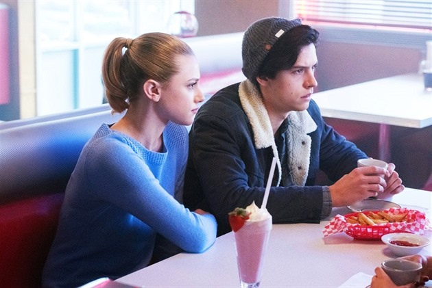 Betty a Jughead (Riverdale)
