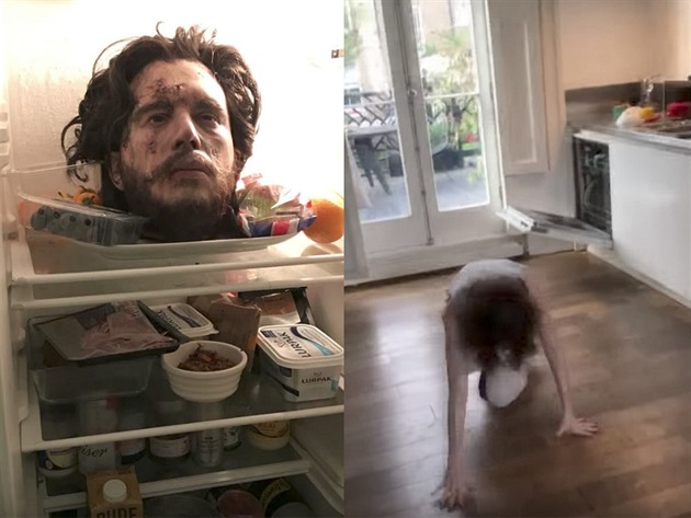 Kit Harrington prank