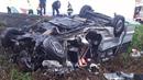 Při srážce mikrobusu s kamiónem na Slovensku zemřelo sedm lidí.