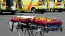 Záchranáři na severu Moravy zasahovali v průběhu čtyřiadvaceti hodin  u čtyř...