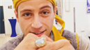 Peroutka s kouzelným prstenem.