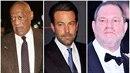 Hollywood žije sexuálními skandály.