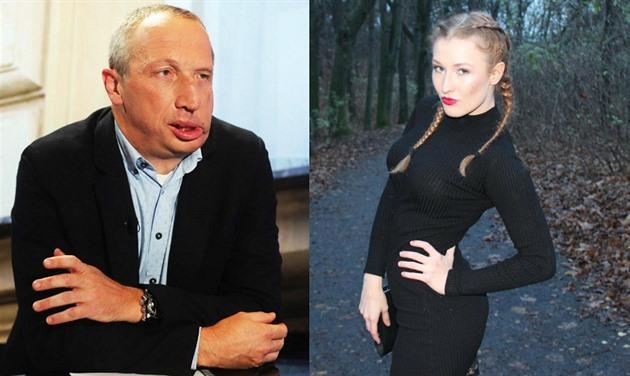 Klaus Ml: Dcera Václava Klause Ml. Se Vážně Povedla. Chodí Na školu