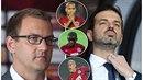 """Bídný Ital Stramaccioni a """"jeho parta"""" dostali pokutu. Proč je šéf Sparty..."""