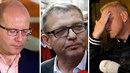 Vedení ČSSD přivedlo stranu do politického pekla.