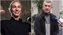 Andrej Babiš a Ivan Bartoš se těší z výsledků voleb.