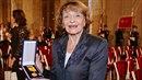 Yvetta Simonová získala státní vyznamenání.
