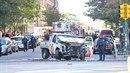 Řidič na Manhattanu vjel do cyklistů a pak začal střílet.