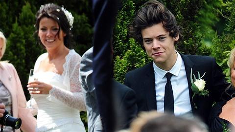 Harry a Taylor stále chodí
