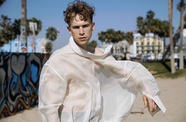 Tommy Dorfman ze seriálu 13 Reasons Why