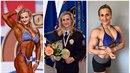 Je tohle ta nejsilnější policistka v Česku?