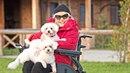 Marika Gombitová si pořídila svůj první elektrický invalidní vozík.