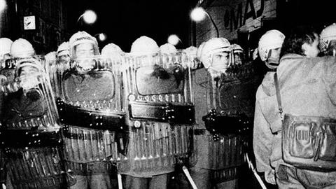 Takhle vypadala slavná revoluce z roku 1989.
