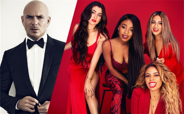 Fifth Harmony a Pitbull