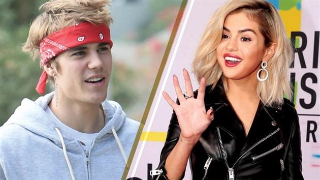 Selena a Justin bieber