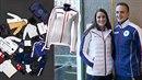 Oblečení pro olympijské hry.
