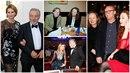 Rodiny Havelkovi a Gottovi jsou momentálně na prvních straných společenských...