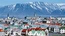Hlavní město Islandu Reykjavik.