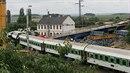 Za vlakové neštěstí ve Studénce mohl zřícený most.