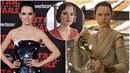 Daisy Ridley z Hvězdných válek není zdaleka tak vnitřně silná, jako její...