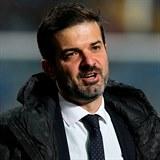 Andrea Stramaccioni, současný šéf sparťanské lavičky.