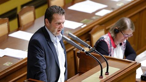 Zdeněk Ondráček zasedá v poslaneckých lavicích od roku 2013.
