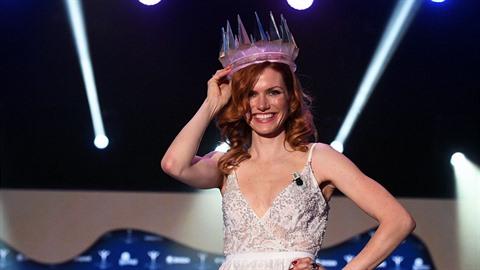 Gabriela Koukalová zvítězila s přehledem.