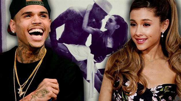 Ariana Grande a Chris Brown