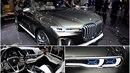 Koncept BMW X7.