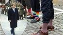 V roce 2012 dokonce vznikla iniciativa Krátké kalhoty pro Václava Havla.