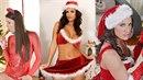 Někdo o Vánocích zpívá koledy a jiní... se baví po svém...
