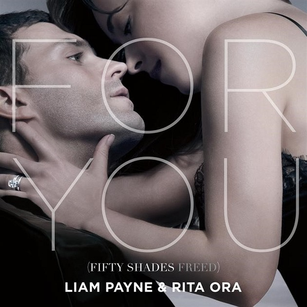 Fifty Shades Freed - Liam Payne a Rita Ora