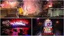 Ve světě byly k vidění opravdu velkolepé ohňostroje.