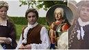 Jaký byl manžel císařovny Marie Terezie, František Štěpán, kterého v seriálu...